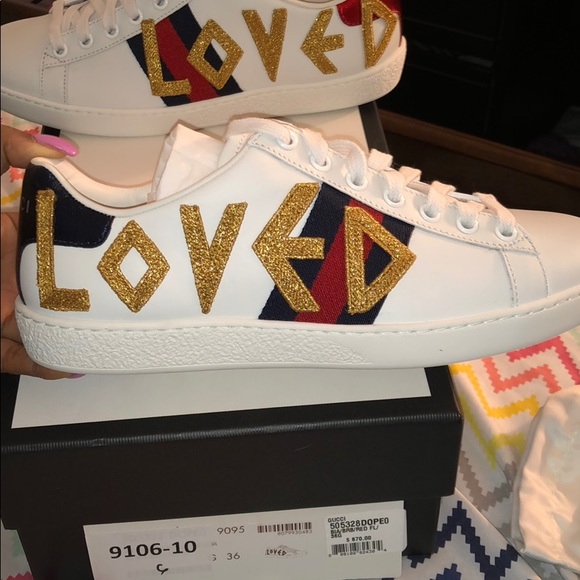 ad357b3bc92 Gucci Shoes - LOVED GUCCI SNEAKERS